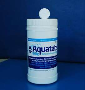 Swimming Pool cleaning tablets Aquatabs