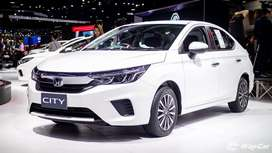 Brand New Car honda city in lowest downpyment