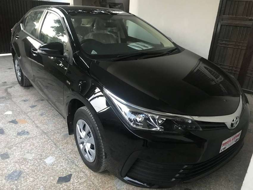 Brand New Toyota Corolla For Rent 0