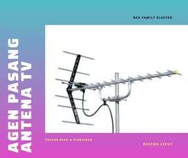Agen Pasang Baru Sinyal Antena Tv Citeureup