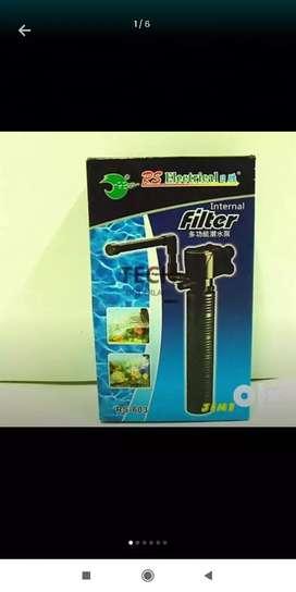 Aquarium Accessories light  heater airpump fish food filter