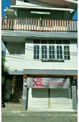Dijual Rumah kost an 8 kamar tengah kota Balikpapan