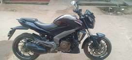 Bajaj Dominar 400cc with double disc & ABS