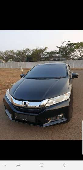 Honda City 2014 (All new city 2014) milik pribadi
