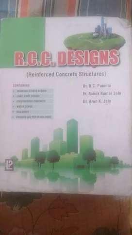 RCC DESIGNS (Reinforced Concrete Structures)
