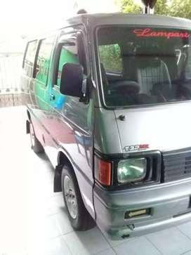 Daihatsu zebra  1.0 cc 89