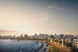 Most Desirable 2 Bed in South Mumbai