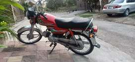 United us 70cc unregistered like new condition