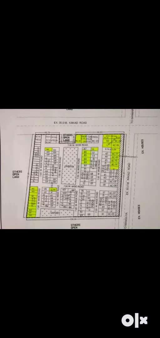 I want to sell my plots all size