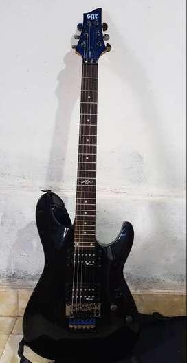 Gitar Schecter C-1 FR SGR