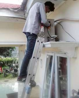 Pasang ac maintenance ac bergaransi Tukang Ac