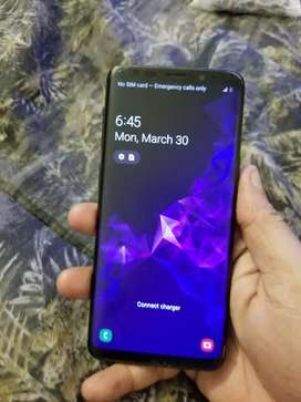 Samsung s9 plus super slowmo..best camera.all sim work.pta not approv