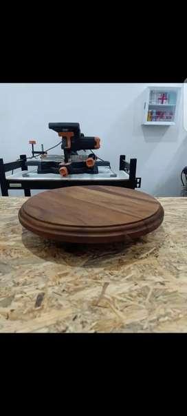 Trimmer Bonsai kayu jati asli