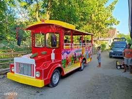 Usaha Kereta Mini Mainan Odong Odong Mobil