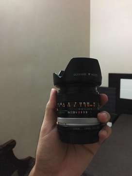 Canon FD 50mm 1 : 1.4 manual lens