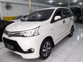 Toyota AVANZA VELOZ 1.5 Automatic 2017 Terawat Istimewa Bisa Kredit