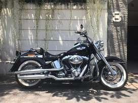 Jual Harley Davidson Softail Deluxe