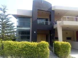 Green Lush Push 8 Marla Double story Corner House For Rent 55,000