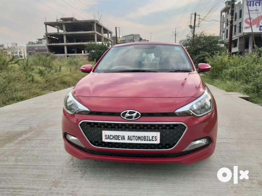 Hyundai I20 i20 Sportz 1.2, 2016, Petrol 0