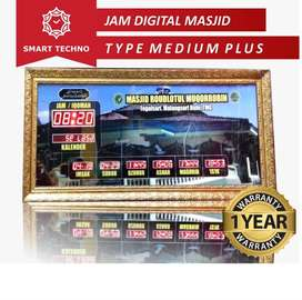Toko Sedia Jam Digital Masjid Type Medium Plus Area Jakarta Pusat