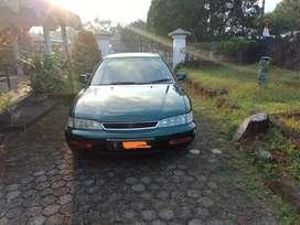Jual mobil Honda Accord 1996