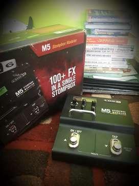 Line 6 M5 stombox modeler
