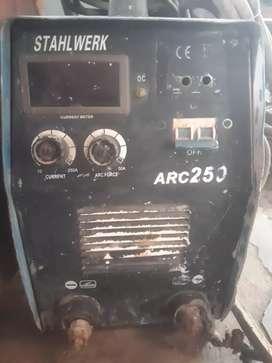 Mesin Las StahlWerk 250A