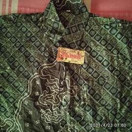 Kemeja batik Fahmi