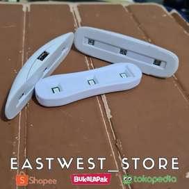 Lampu UV money detector,pengering lem, cat kuku dll Micro Usb ungu