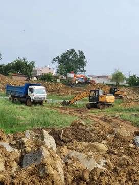 JCB, Hiwa, Excavator