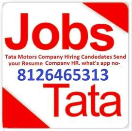 Jobs in tata motors Whats app number 81264,65313  only whats app