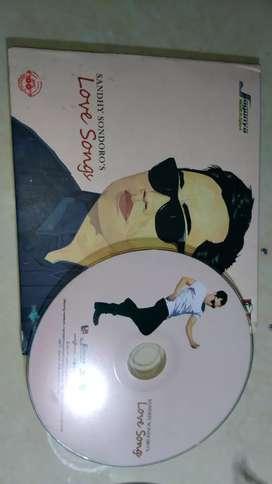 CD Sandhy Sandoro Love Song