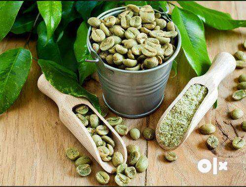 Burn Fat, Feel Lighter with Natural Green Coffee Bean Extract 0
