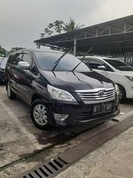 Dijual Toyota Innova G Manual Bensin Thn 2013