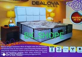 Spring Bed - Matras Sweet Land type Dealova Hard - Mewah & bergaransi