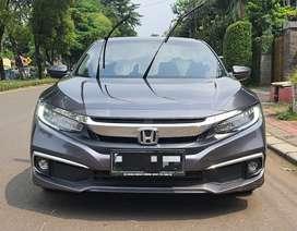 Harga cash nego Honda Civic Turbo  1.5 ES sedan 2019 / 2020 Abu