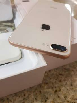 iphone 8plus available with attractive price and good condition