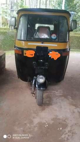 Bajaj RE60 2004 Diesel Good Condition  with KT PERMIT