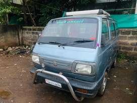 Maruti Suzuki Omni 8 STR BS-III, 2005, Petrol