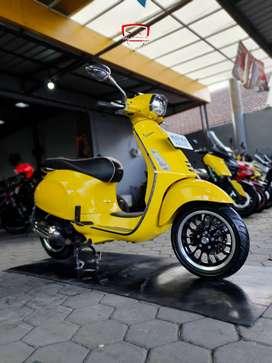 Promo Vespa Sprint I-Get 150 ABS 2019 Warna Limited Mustika Motor