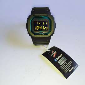 Casio G-Shock GW-B5600-2DR Black Resin Strap