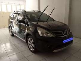 Nissan Grand Livina X-Gear 2014 Hitam Sangat Terawat