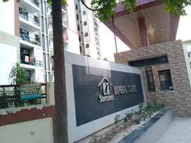 3 bhk very spacious flat for sale in Imperial Towers adj 20 Panchkula