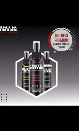 Auto maxx nano coating