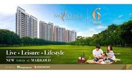 3 BR Marigold Tower 6 @ Nava Park BSD City