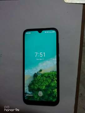 Mi A3(white colour), One month for buying with Bill and box