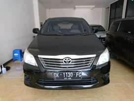 Toyota Kijang Innova E 2.0 2013 Manual MT