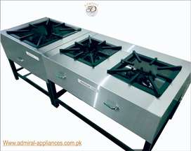 Stove for Restaurants and Commercial Kitchens at factory price NEW