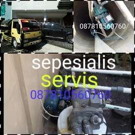 Jasa sumur bor/servis pompa air murah/sedot wc murah/kuras toren