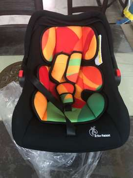 R for Rabbit Picaboo Infant Car Seat Cum Carry Cot for sale